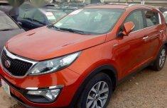 Kia Sportage 2016 Orange for sale