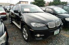 BMW X6 2009 Black for sale