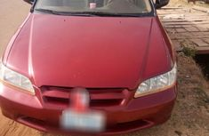 Honda Accord 2001 Red for sale