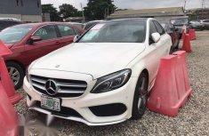 Mercedes-Benz C300 4matic 2016 White