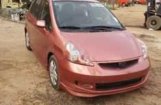 2007 Honda Fit for sale in Lagos
