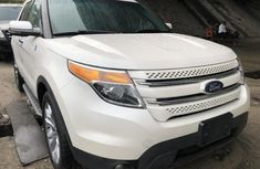 2012 Ford Explorer Petrol Automatic