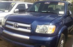 Toyota Tundra 2006 Petrol Automatic Blue
