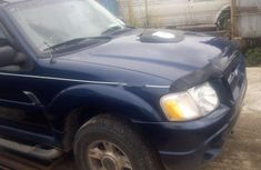 Ford Explorer 2004 Petrol Automatic Blue