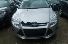Ford Focus 2013 Petrol Automatic Grey/Silver