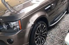 Land Rover Range Rover Sport 2012 Petrol Automatic Brown