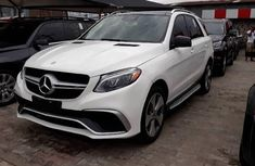 Mercedes-Benz GLE 2017 Petrol Automatic White