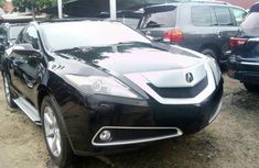 Acura ZDX 2010 Petrol Automatic Black