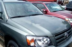 2006 Toyota Highlander Automatic Petrol well maintained