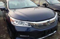 Honda Accord 2016 Petrol Automatic Blue