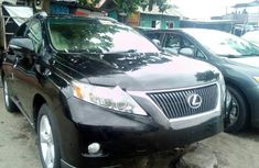2010 Lexus RX for sale in Lagos