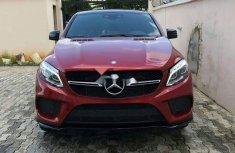 Mercedes-Benz GLE 2016 Automatic Petrol ₦37,000,000