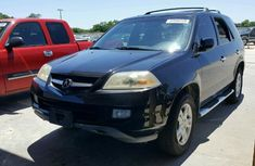 Clean 2005 Acura MDX direct tokunbo
