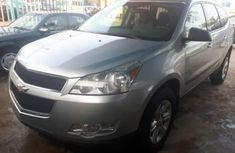 Chevrolet Traverse 2011 Petrol Automatic Grey/Silver