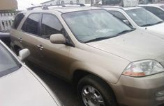 Acura MDX 2001 Petrol Automatic Gold