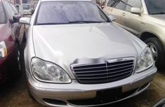 Mercedes-Benz S550 2003 ₦3,150,000 for sale