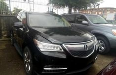 2014 Acura MDX Automatic Petrol well maintained