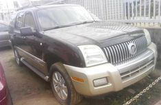 2007 Mercury Mountaineer 4.0 Automatic for sale at best price