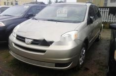 2004 Toyota Sienna Automatic Petrol well maintained