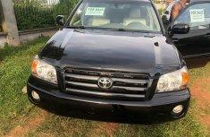 Good used Toyota Highlander 2004 for sale