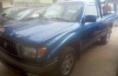Toyota Tacoma 2004 Petrol Automatic Blue