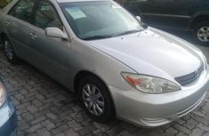 2003 Toyota Camry Petrol Automatic