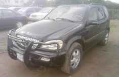 Almost brand new Mercedes-Benz ML 320 Petrol 2002