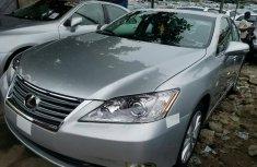 Lexus ES 2011 Automatic Petrol ₦5,300,000