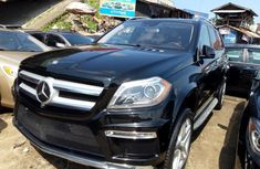 Almost brand new Mercedes-Benz GL550 Petrol 2014