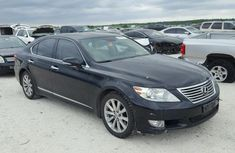 Lexus  LS460 for sale 2012