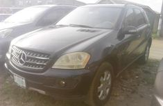 Almost brand new Mercedes-Benz ML350 Petrol 2006