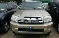 2005 Toyota 4-Runner Automatic Petrol well maintained