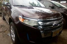 Ford Edge 2012 Automatic Petrol ₦5,400,000