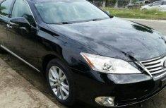 Lexus ES 2011 Automatic Petrol ₦4,699,999