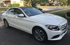 2016 Mercedes-Benz C300 Automatic Petrol well maintained