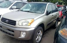 Toyota RAV4 2003 ₦2,300,000 for sale
