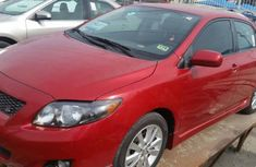 2010 Toyota Corolla in good condition for sale