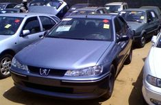 Well maintained 2001 Peugeot 406 for sale