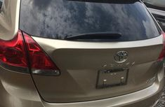 Toyota Venza XLE AWD 2012 Gold for sale