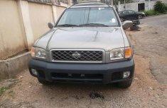 Nissan Pathfinder 2004 Petrol Automatic Grey/Silver