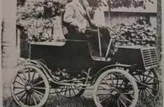 """1900 - the milestone of """"Buzz Wagon"""" and General Motors"""