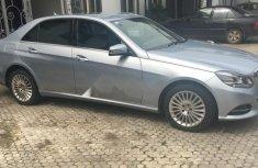 Mercedes-Benz E200 2015 ₦10,500,000 for sale