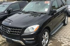 Mercedes-Benz ML350 2013 Automatic Petrol ₦13,500,000