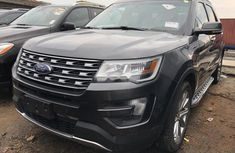 Almost brand new Ford Explorer Petrol 2017