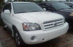 2004 Toyota Highlander Petrol Automatic for sale