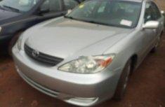 Toyota Camry 2004 Petrol Automatic Grey/Silver