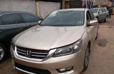2014 Honda Accord Petrol Automatic