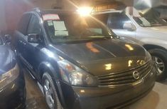 Nissan Quest 2006 Gray for sale