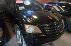 Mercedes-benz ML500 2006 Black for sale