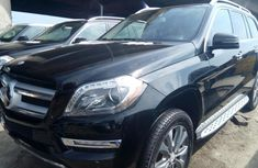 2015 Mercedes-Benz GL450 for sale in Lagos